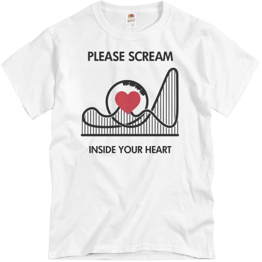 Please Scream Roller Coaster 2020