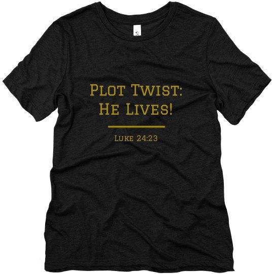 Plot Twist: He Lives
