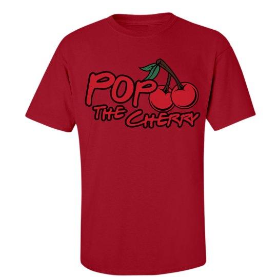 Pop the Cherry T-Shirt
