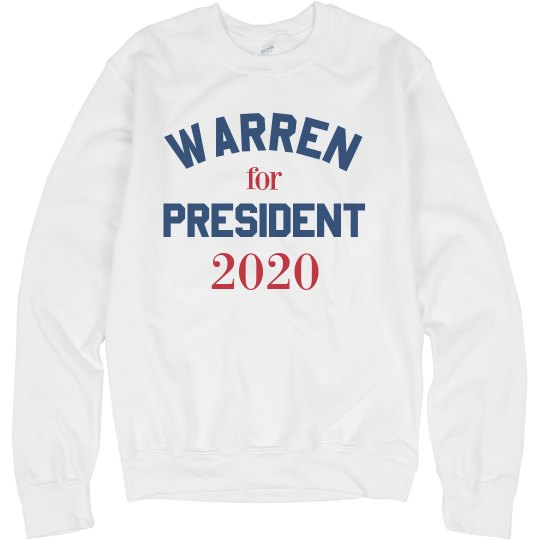 President Warren Sweats