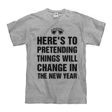 Pretending Change Will Happen