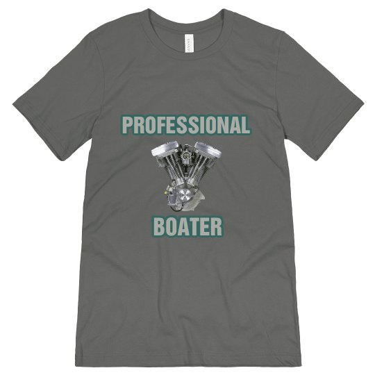 Professional Motor Boater