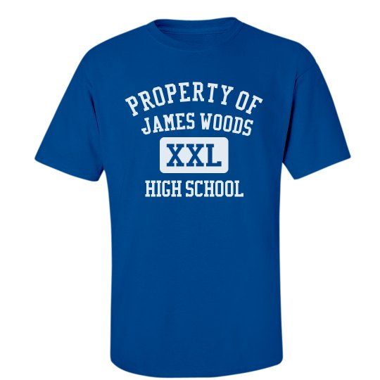 Property Of James Woods