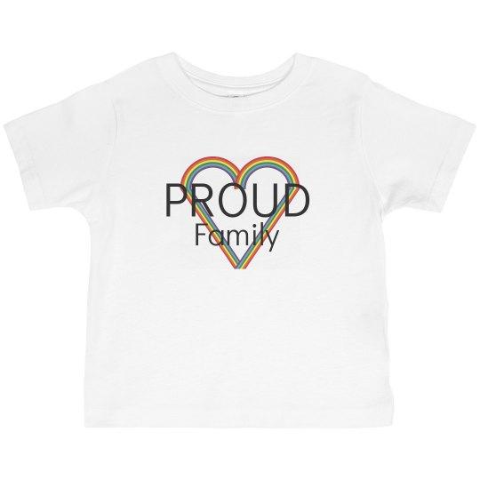 Proud Family - Toddler Tee