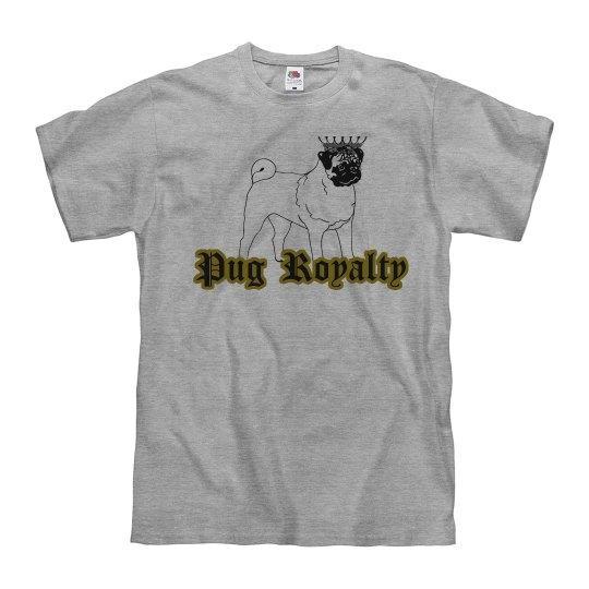 Pug Royalty
