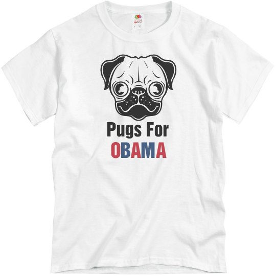 Pugs For Obama