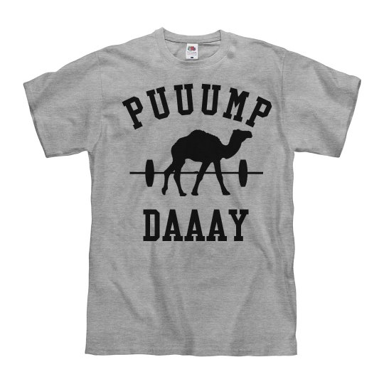 Pump Day Camel