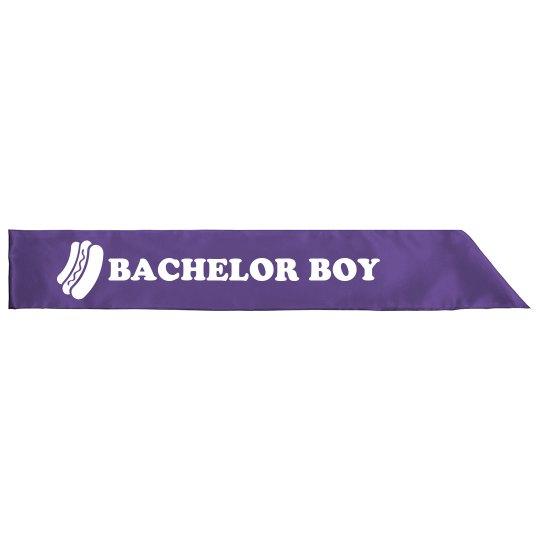 Purple Wiener Bachelor