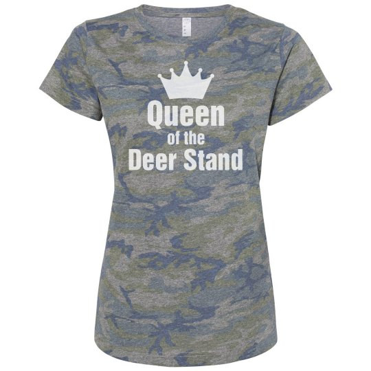 Queen Of The Deer Stand