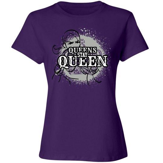 Queens Stay Queen (Boxing)