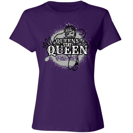 Queens Stay Queen (Football)