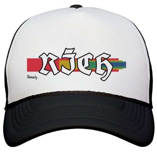 Rīch Obviously Hat