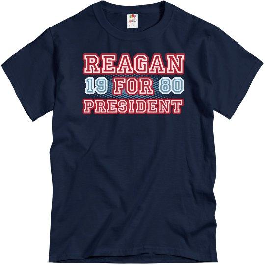 Reagan For President 1980