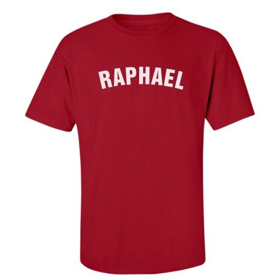 Red Rapheal Group Costume