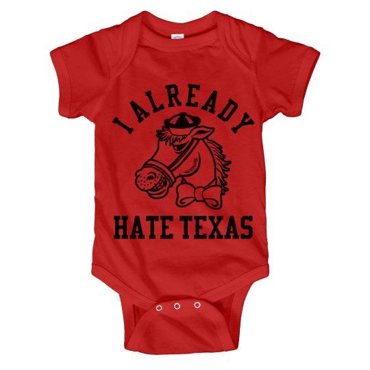 Red River Showdown Baby