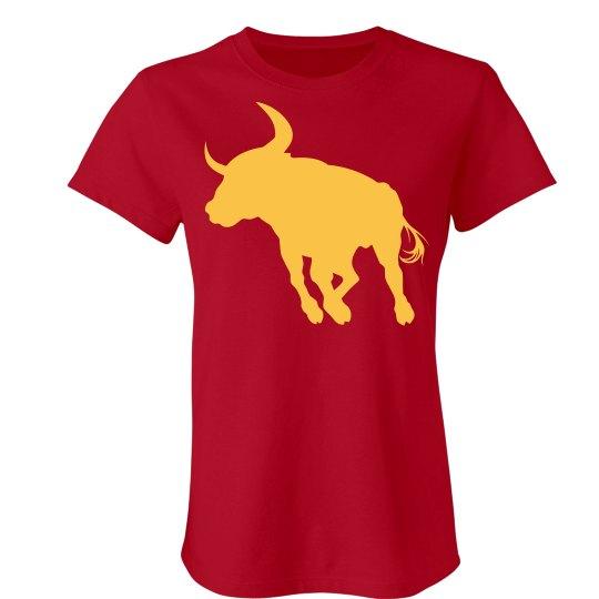 Red Spanish Bull T-Shirt