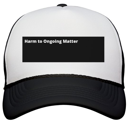 Redacted: Harm to Ongoing Matter