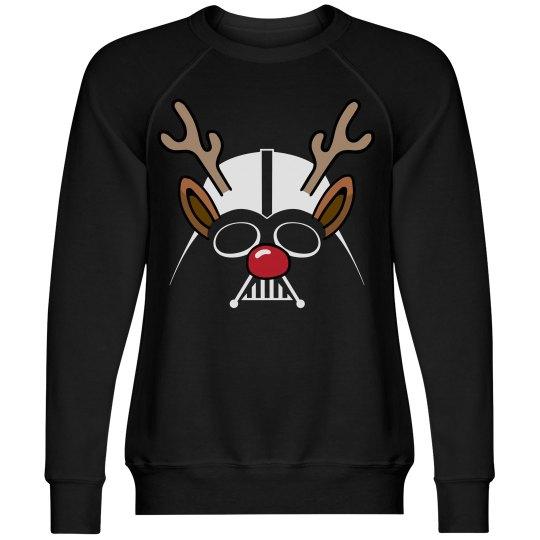 Rein-Darth Sith Lord Xmas Sweater