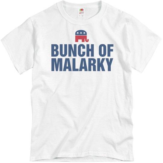 Republican Malarky