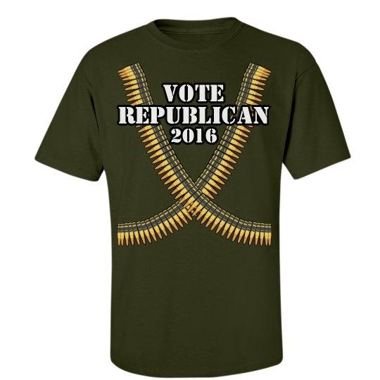 Republin Gun Control