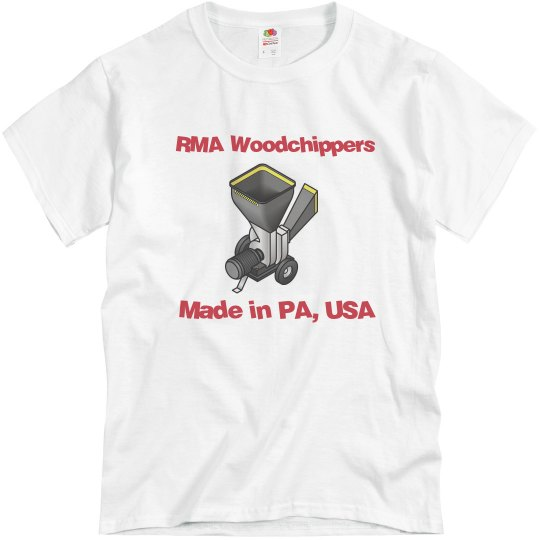RMA Woodchippers