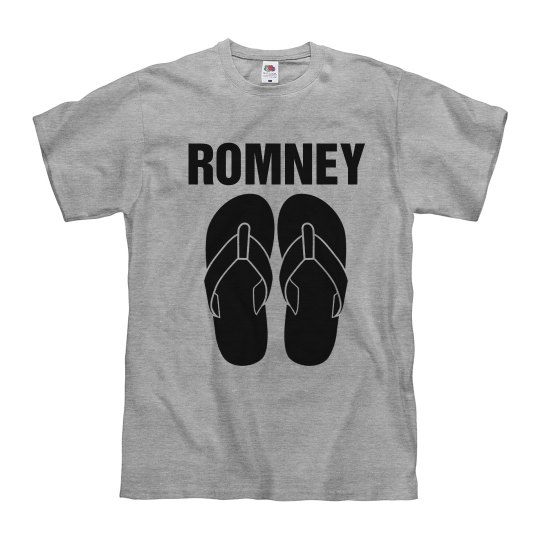 Romney Flip Flops