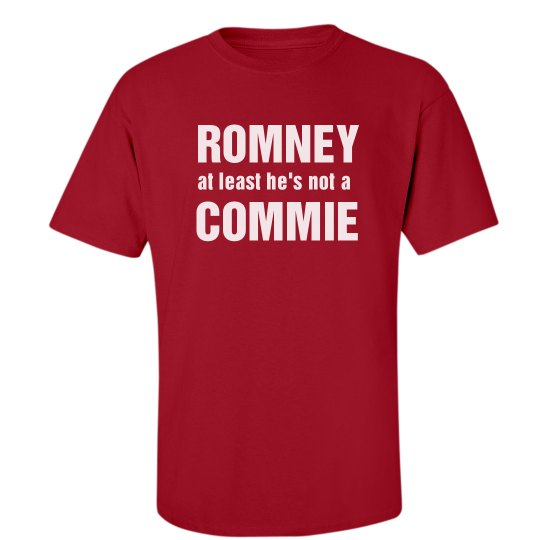 Romney's Not A Commie