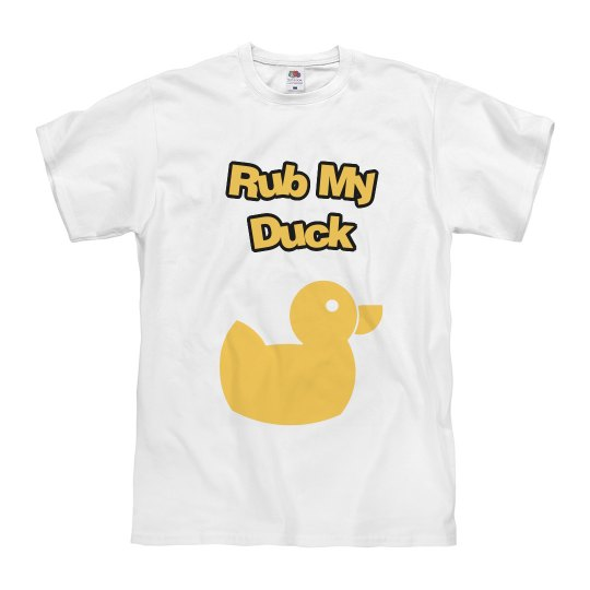 Rub My Duck