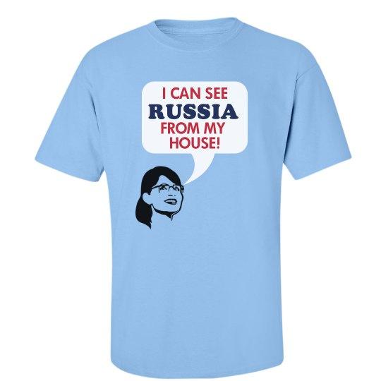 Russia is Near