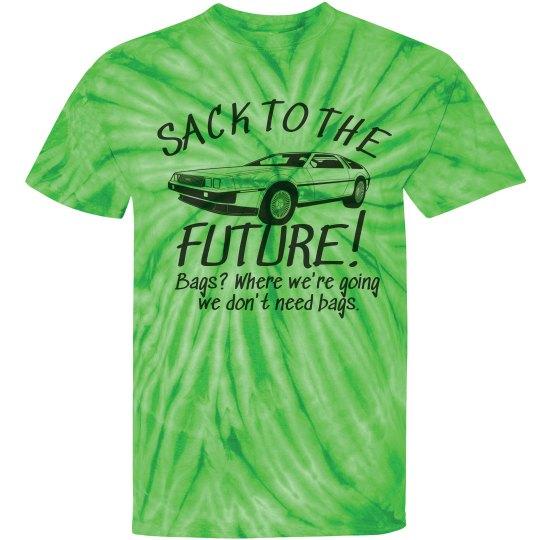 Sack To The Future Cornhole