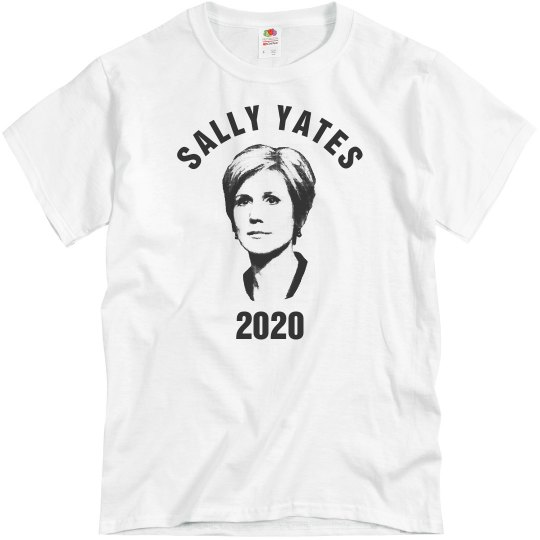 Sally Yates 2020