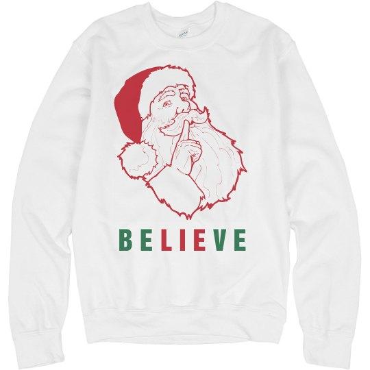 Santa Spoiler Alert