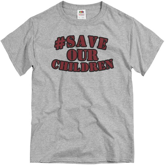 #Save Our Children