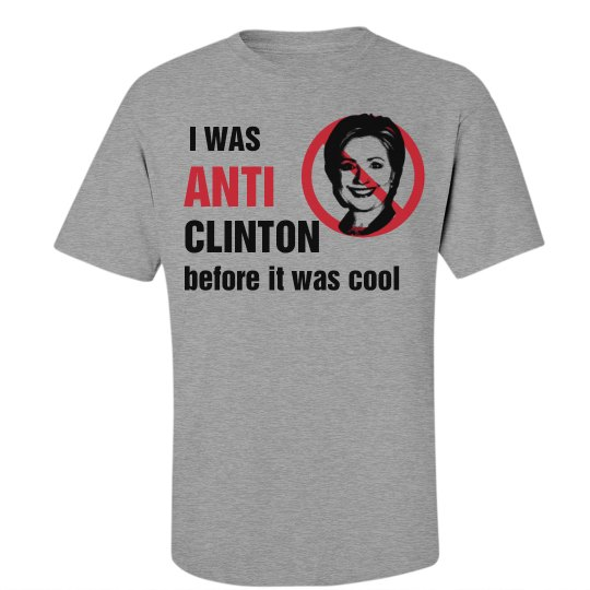 Say No To Hillary