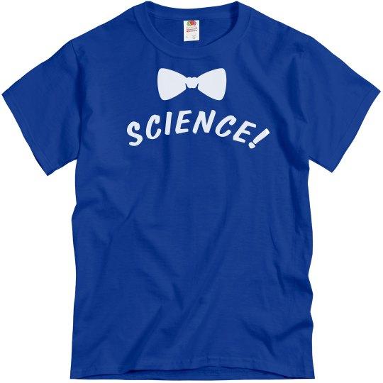 Science Bow Tie