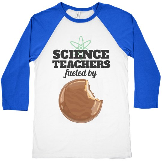 Science Teachers Like Cookie