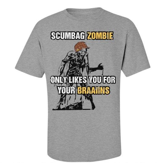 Scumbag Zombie