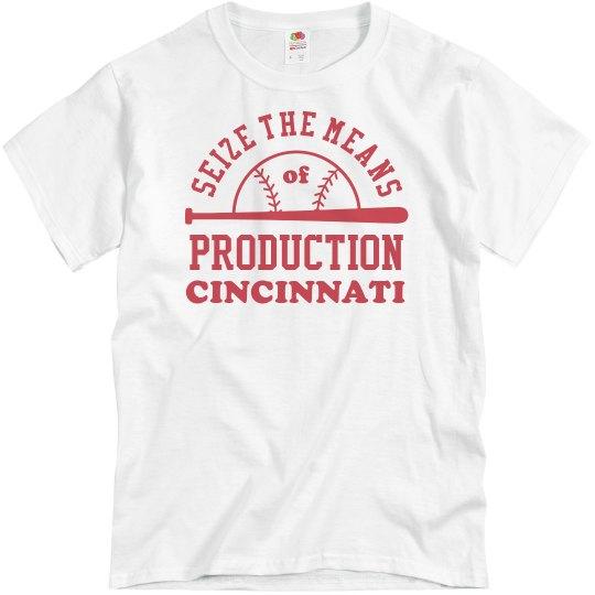 Seize the Means in Cincinnati