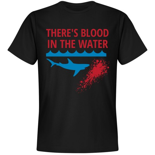 Sharks Love Blood