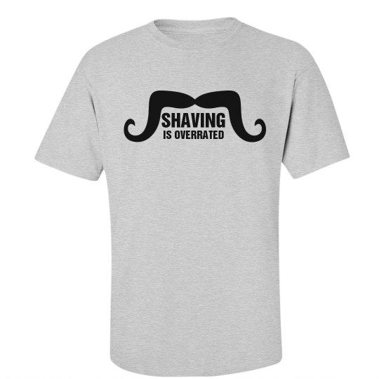 Shaving Is Overrated