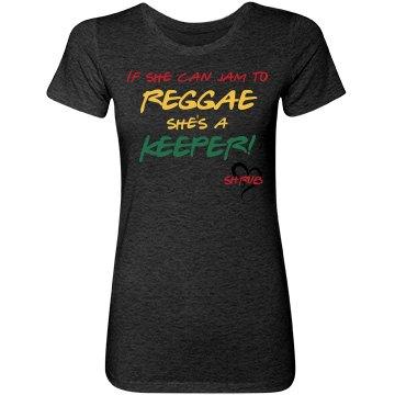 She's a Keeper - Reggae