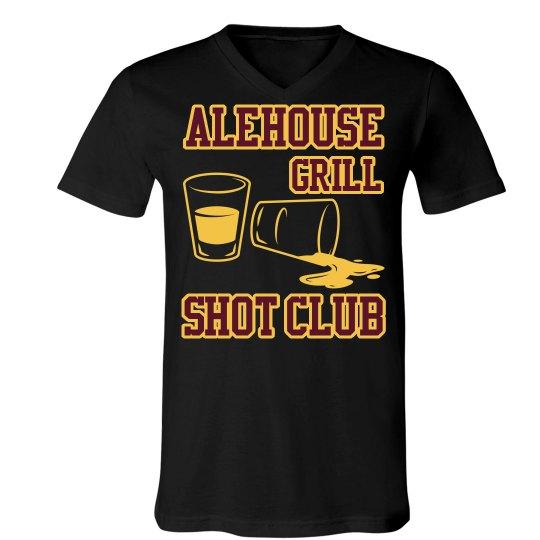 Shot Club Tee (Black)