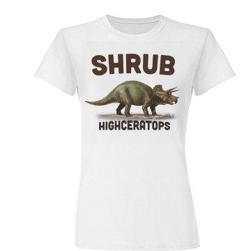 Shrub Highceratops Girls