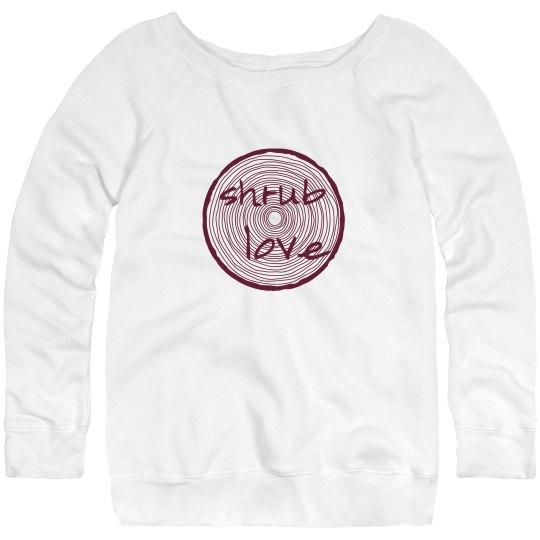 Shrub Love - Tree Rings
