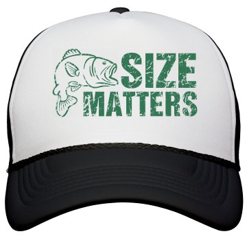 Size Matters Fishing Hat