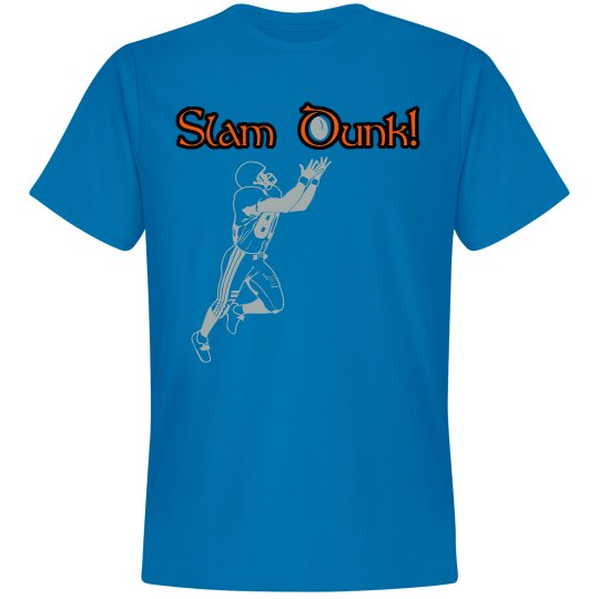 Slam Dunk!... Football