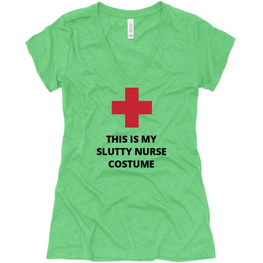 Slutty Nurse Costume
