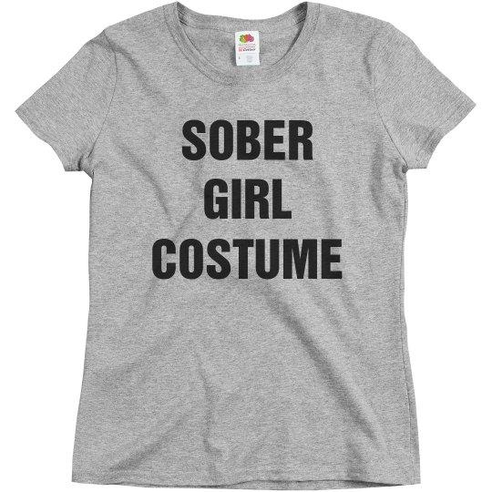 Sober Girl Costume