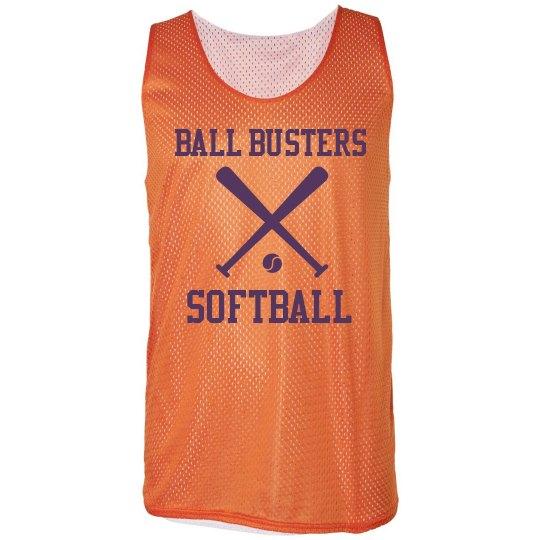 Softball Mesh Jersey