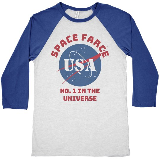 Space Farce No. 1 In The Universe